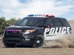 Ford проследит за манерой езды полицейских