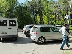 Неправильно припаркованные автомобили в Киргизии будут отправлять на штрафстоянку