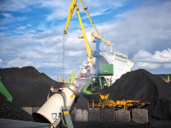 Легкое дыхание Мурманского морского торгового порта