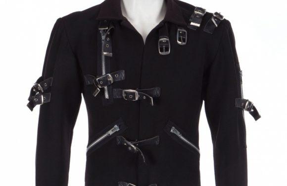 Куртку Джексона продали в три раза дороже оценочной цены