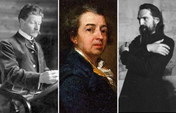 Русские художники, которые потеряли зрение
